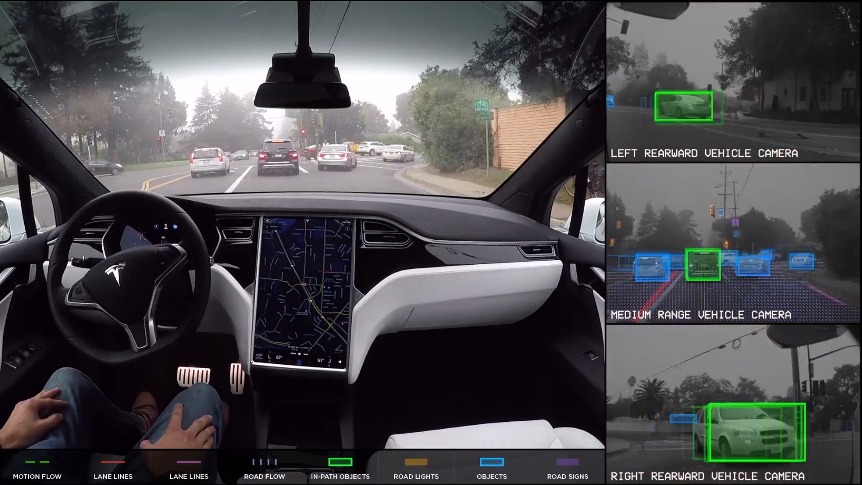 How Driverless Are Tesla Electric Cars | How Driverless Cars Work